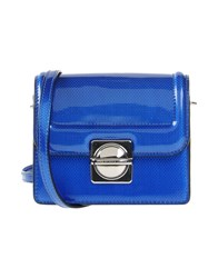 Marc By Marc Jacobs Bags Handbags Women Bright Blue