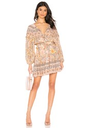 Spell And The Gypsy Collective Amethyst Playdress Orange