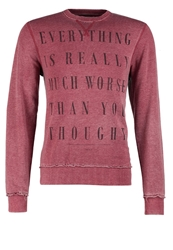Tom Tailor Denim Sweatshirt Bartender Red