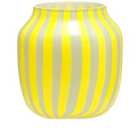 Hay Juice Wide Vase Yellow