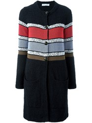 Sonia Rykiel Long Cardigan Black