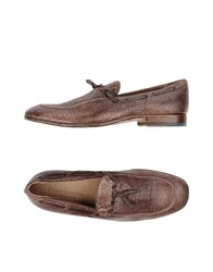 Pantanetti Loafers Brown