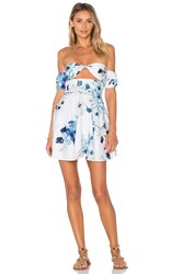 6 Shore Road Day Break Dress White