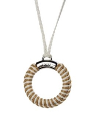 Tod's Necklaces Beige