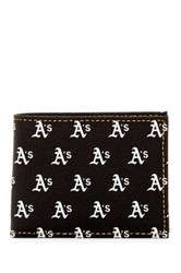 Dooney And Bourke Athletics Credit Card Billfold Black