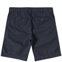 Save Khaki Light Twill Bermuda Short Blue