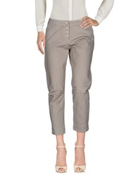 Daniela Dalla Valle Elisa Cavaletti Trousers Casual Trousers Grey