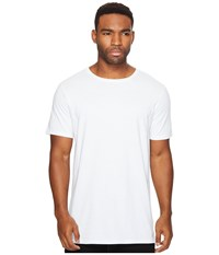 Globe Goodstock Tall Tee White Men's T Shirt
