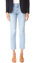 Agolde Isabel Slim Fit Boyfriend Jeans Dreamer