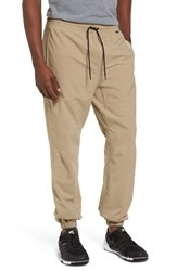 Hurley Men's Dri Fit Jogger Pants Khaki