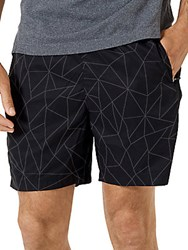 Mpg Technical Run Shorts Black
