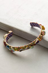 Anthropologie Memphis Painted Cuff Assorted
