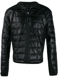 Canada Goose Feather Down Jacket Black