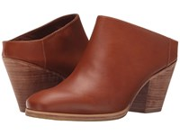 Rachel Comey Mars Mule Whiskey Women's Clog Shoes Brown
