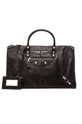 Balenciaga Giant 12 Work In Black