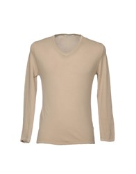 Exibit Sweaters Beige