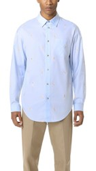 Alexander Wang Relaxed Fit Shirt Harbor