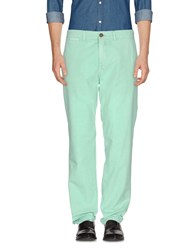 Red Soul Casual Pants Light Green