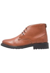 Peter Werth Oldman Casual Laceups Tobacco Tan