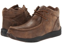 Roper Siped Outsole Performance Ankle Boot Brown Men's Boots