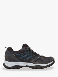 The North Face Hedgehog Fastpack 'S Waterproof Gore Tex Hiking Shoes Ebony Grey Shady Blue
