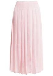 Miss Selfridge Maxi Skirt Pink Rose