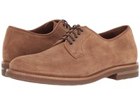 Aquatalia By Marvin K Collin Bark Dress Suede Men's Lace Up Casual Shoes Brown