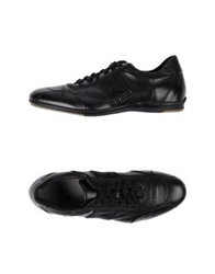 Alexander Hotto Low Tops And Trainers Black
