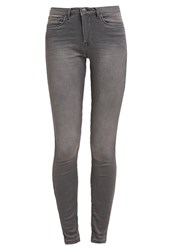 Opus Elma Slim Fit Jeans Deep Grey Dark Gray