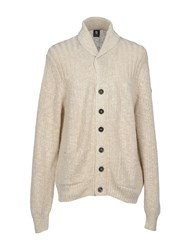 Marina Yachting Knitwear Cardigans Men Light Grey