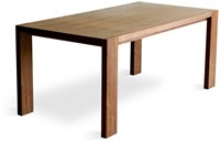 Gus Design Group Plank Dining Table Brown