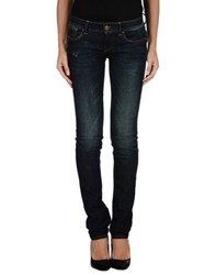 Nolita Denim Denim Trousers Women Blue