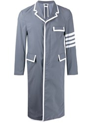 Thom Browne 4 Bar Classic Unconstructed Overcoat 60