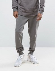 Criminal Damage Slate Tracksuit Joggers With Woven Waistband Grey