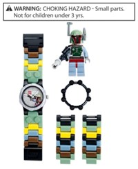 Assorted Lego Watch Boba Fett