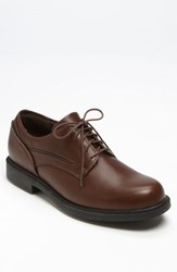 Men's Dunham 'Burlington' Oxford Brown Leather