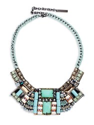 Nocturne Bella Beaded Statement Necklace Multi