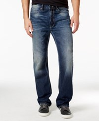 Sean John Hamilton Relaxed Fit Jeans Resin Pacific