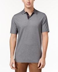 Tasso Elba Men's Polo Only At Macy's Dark Lead