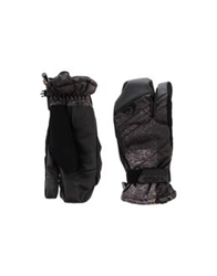 Quiksilver Gloves Brown