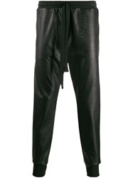 Alchemy Faux Leather Track Pants 60