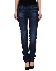 Dandg D And G Denim Pants Blue