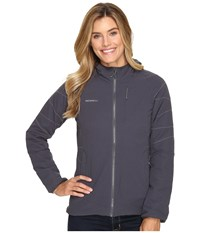 Merrell Unbound Insulated Jacket Asphalt Women's Coat Black
