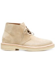 Common Projects Classic Desert Boots Brown