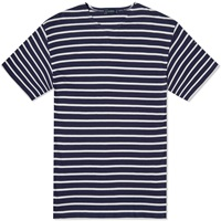 Armor Lux 1527 Theviec Tee Navy And Natural