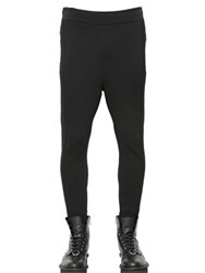 Neil Barrett Techno Blend Knit Jogging Pants