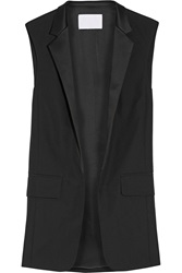 Alexander Wang Wool And Satin Tuxedo Vest