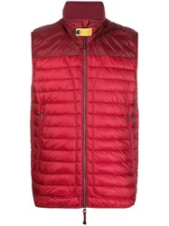 Parajumpers Zipped Padded Gilet 60