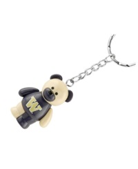 Forever Collectibles Wake Forest Demon Deacons Bear Keychain Team Color
