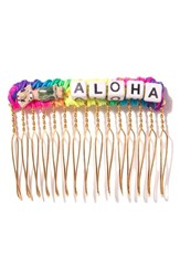 Venessa Arizaga 'Lady Aloha' Hair Comb